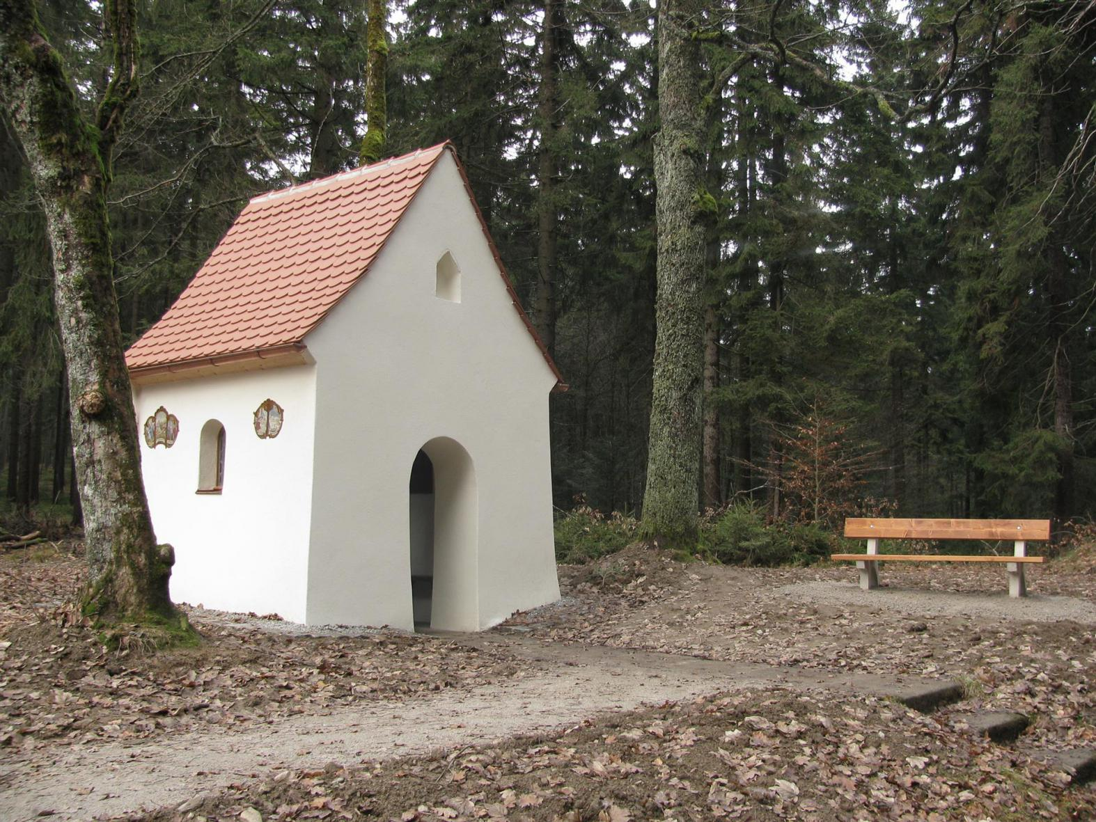 "Kapelle ""Alter Herrgott"""